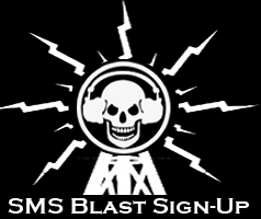 SMS Blast Sign-up